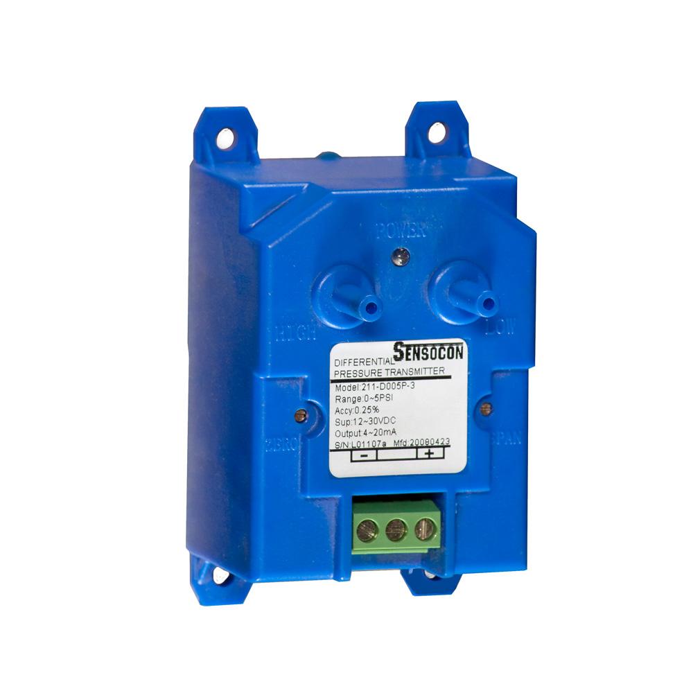 211 Differential Pressure Transmitter