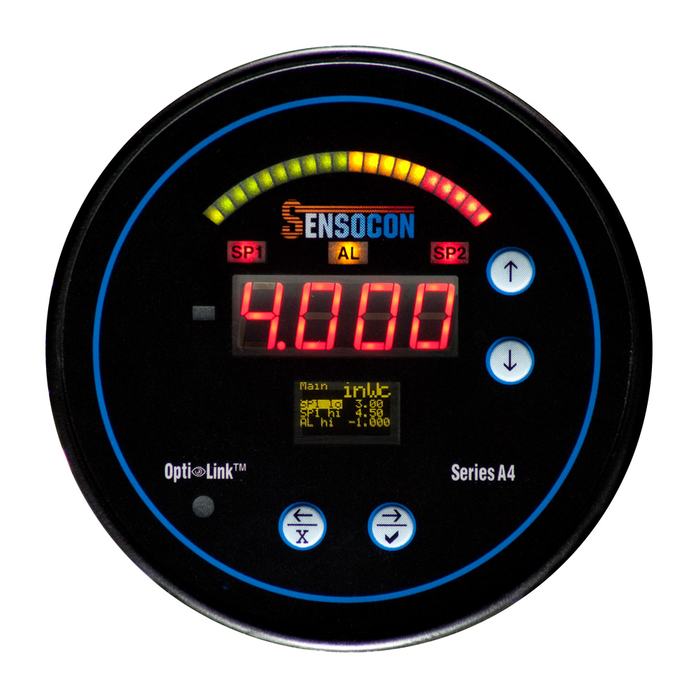 A4 Digital Differential Pressure Gauge