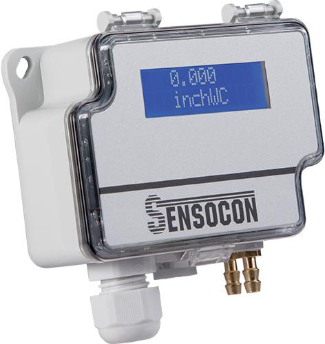 Multi-Range Differential Pressure Transmitter