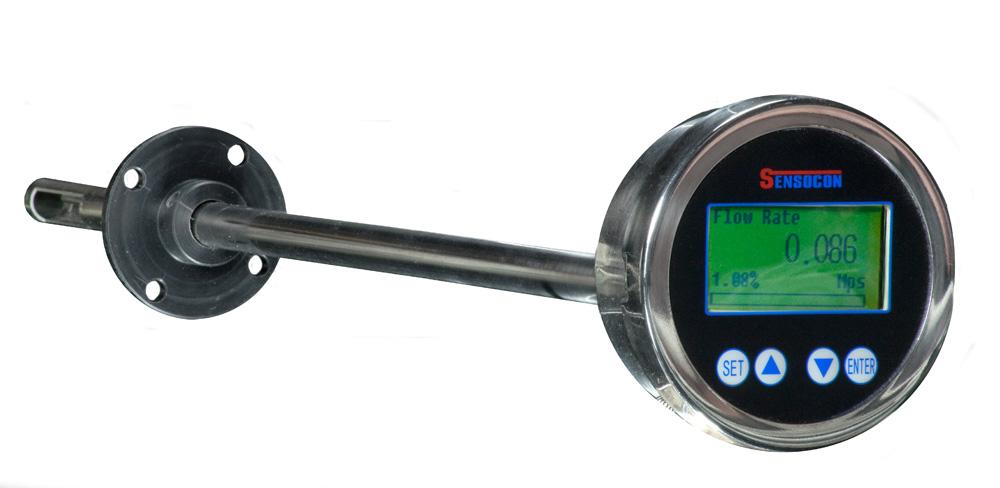 Multi-Range Air Velocity / Temperature / Pressure Transmitter