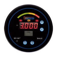 A3 Digital  Differential Pressure Gage